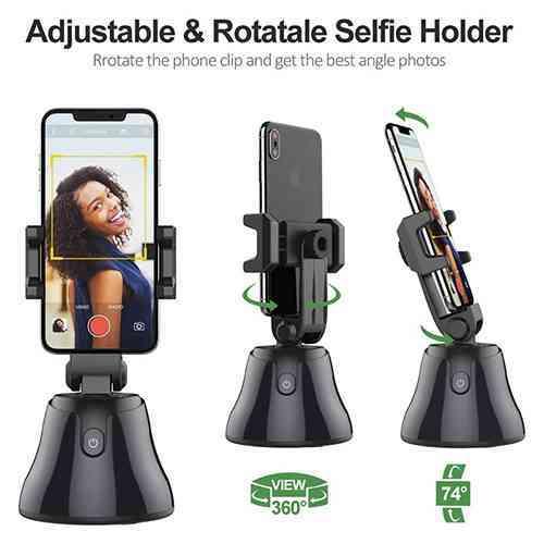 Object Tracking Smart Phone Holder