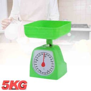 Analog Kitchen Scale 5Kg