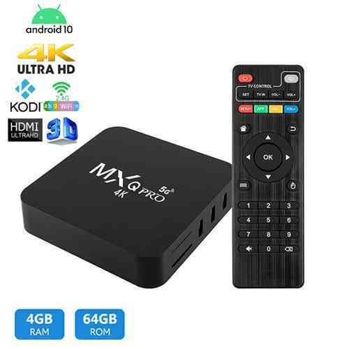 Android Smart Tv Box MXQ Pro Sri lanka
