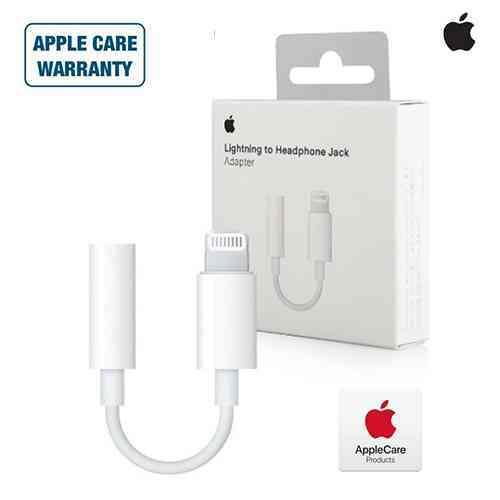 Apple Lightning to Headphone Jack Adapter @ ido.lk