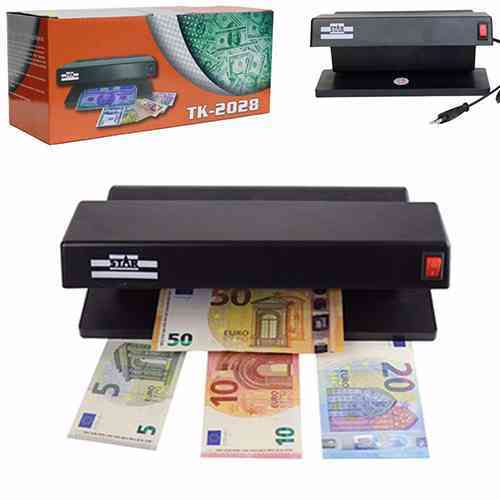 Electronic Fake Currency Detector by UV Light