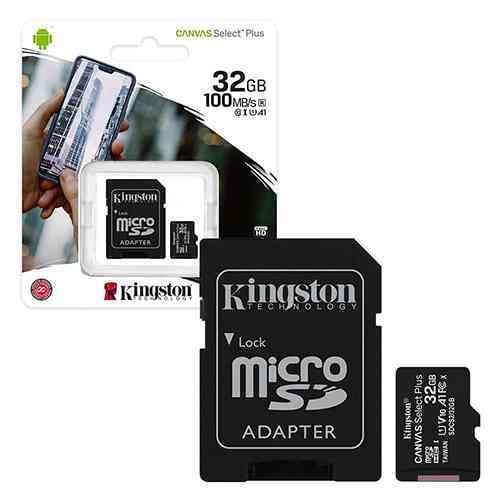 Kingston 32GB Micro SD Card