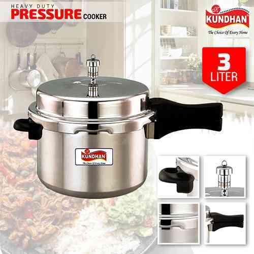 Kundhan Pressure Cooker 3L@ido.lk