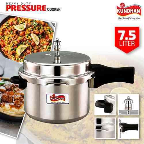 Kundhan Pressure Cooker 7.5L@ido.lk