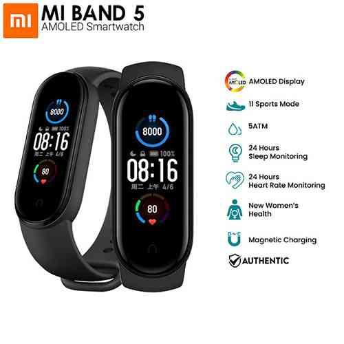 Xiaomi Mi Band 5 Original Global version