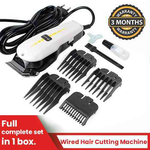 Geemy Hair Clipper Trimmer Wired GM 1021