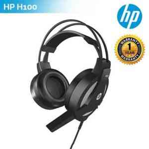 HP Wired Gaming PC HeadsetStereo Sound HP H100 Headphone